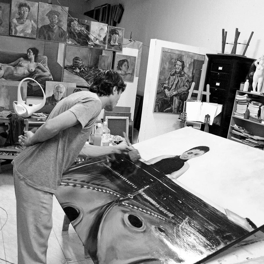 Carlos Pardo fotografía retrato