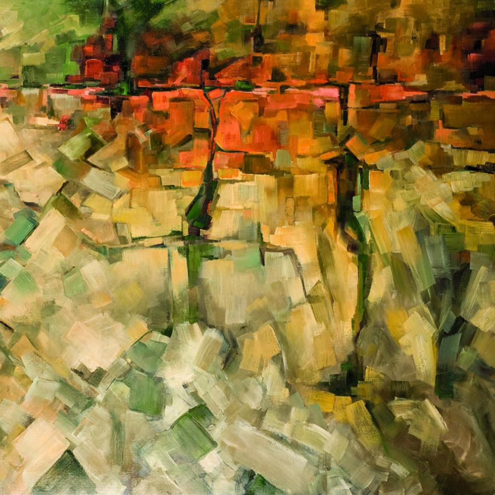 Carlos Pardo Paisajes Abstractos