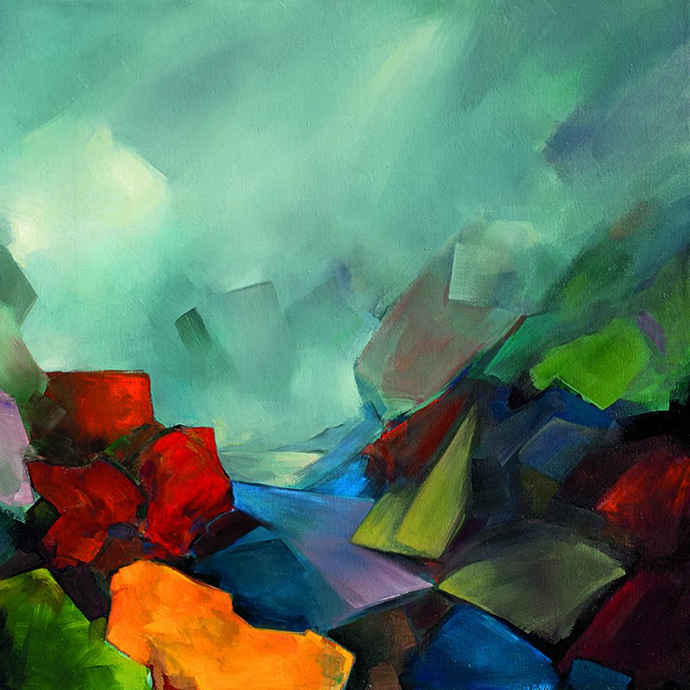 Carlos Pardo Variaciones sobre el paisaje