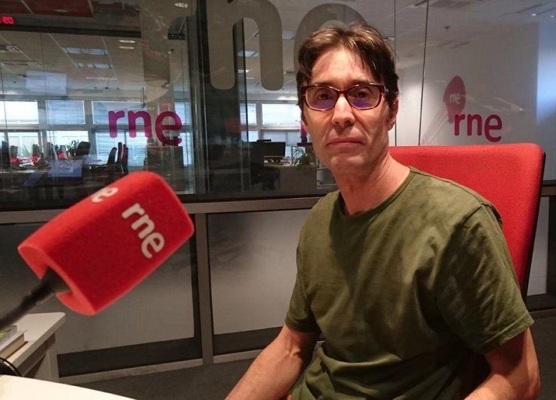 Carlos pardo entrevista en RNE